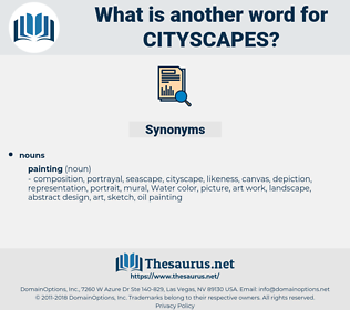 cityscapes, synonym cityscapes, another word for cityscapes, words like cityscapes, thesaurus cityscapes