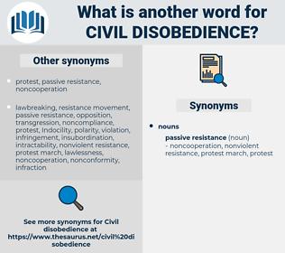 civil disobedience, synonym civil disobedience, another word for civil disobedience, words like civil disobedience, thesaurus civil disobedience