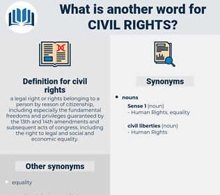 civil rights, synonym civil rights, another word for civil rights, words like civil rights, thesaurus civil rights