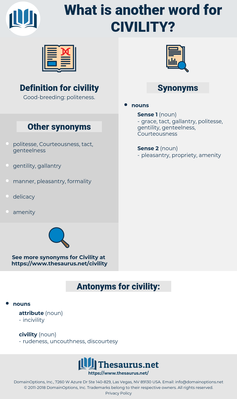 civility, synonym civility, another word for civility, words like civility, thesaurus civility