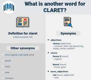 claret, synonym claret, another word for claret, words like claret, thesaurus claret