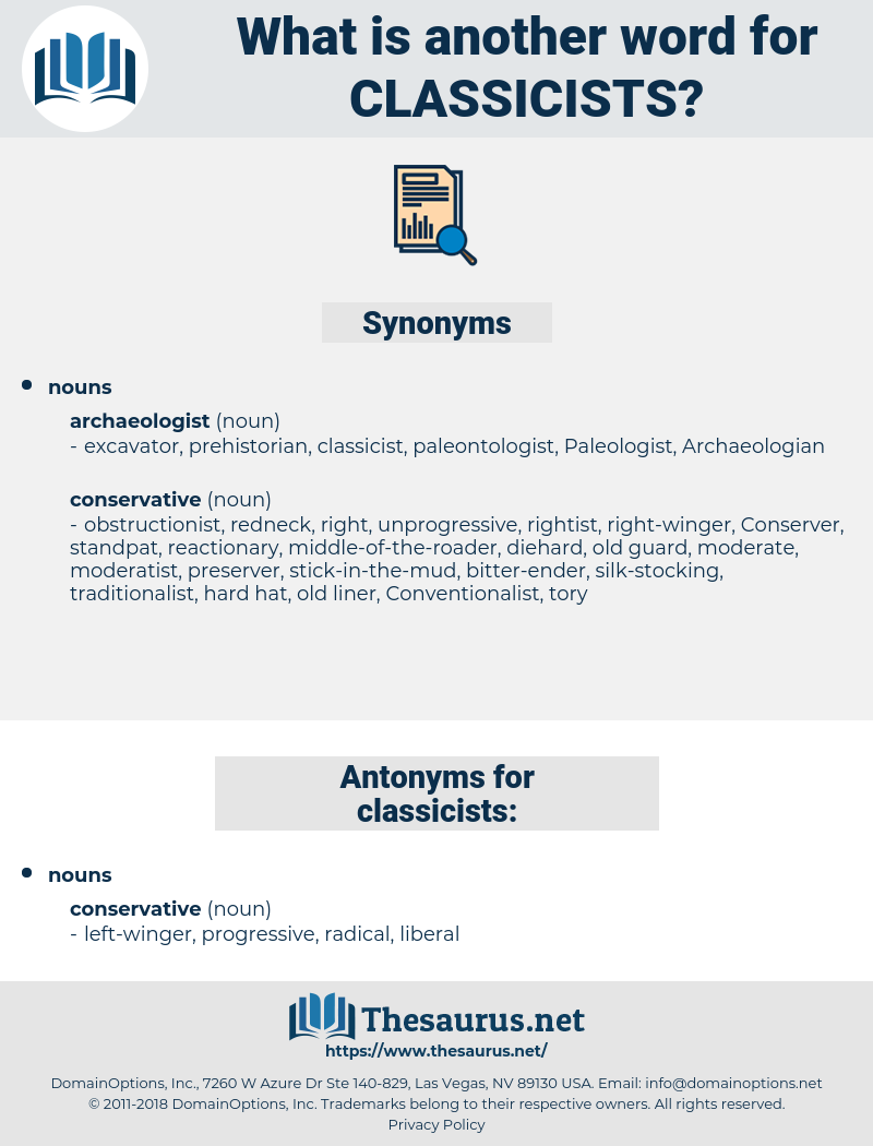 classicists, synonym classicists, another word for classicists, words like classicists, thesaurus classicists
