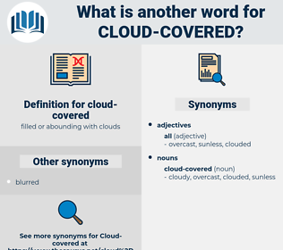cloud-covered, synonym cloud-covered, another word for cloud-covered, words like cloud-covered, thesaurus cloud-covered