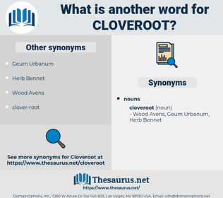 cloveroot, synonym cloveroot, another word for cloveroot, words like cloveroot, thesaurus cloveroot