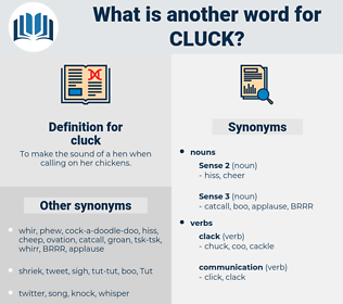 cluck, synonym cluck, another word for cluck, words like cluck, thesaurus cluck