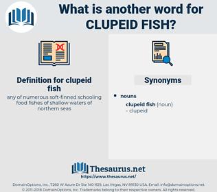 clupeid fish, synonym clupeid fish, another word for clupeid fish, words like clupeid fish, thesaurus clupeid fish