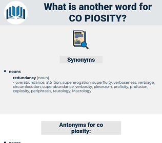 co piosity, synonym co piosity, another word for co piosity, words like co piosity, thesaurus co piosity