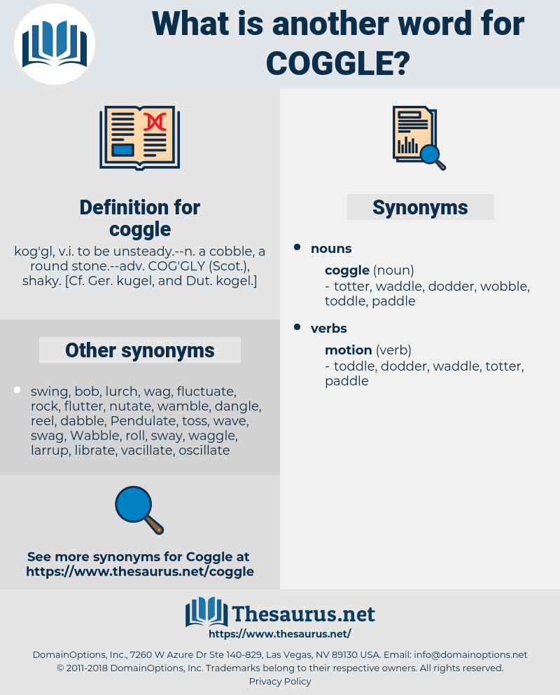 coggle, synonym coggle, another word for coggle, words like coggle, thesaurus coggle