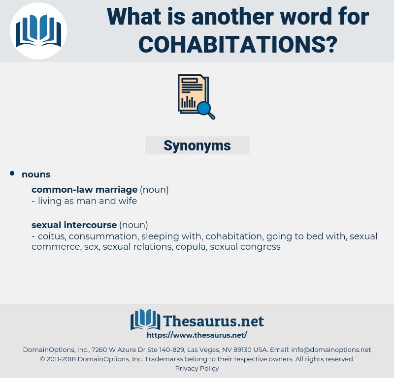 cohabitations, synonym cohabitations, another word for cohabitations, words like cohabitations, thesaurus cohabitations