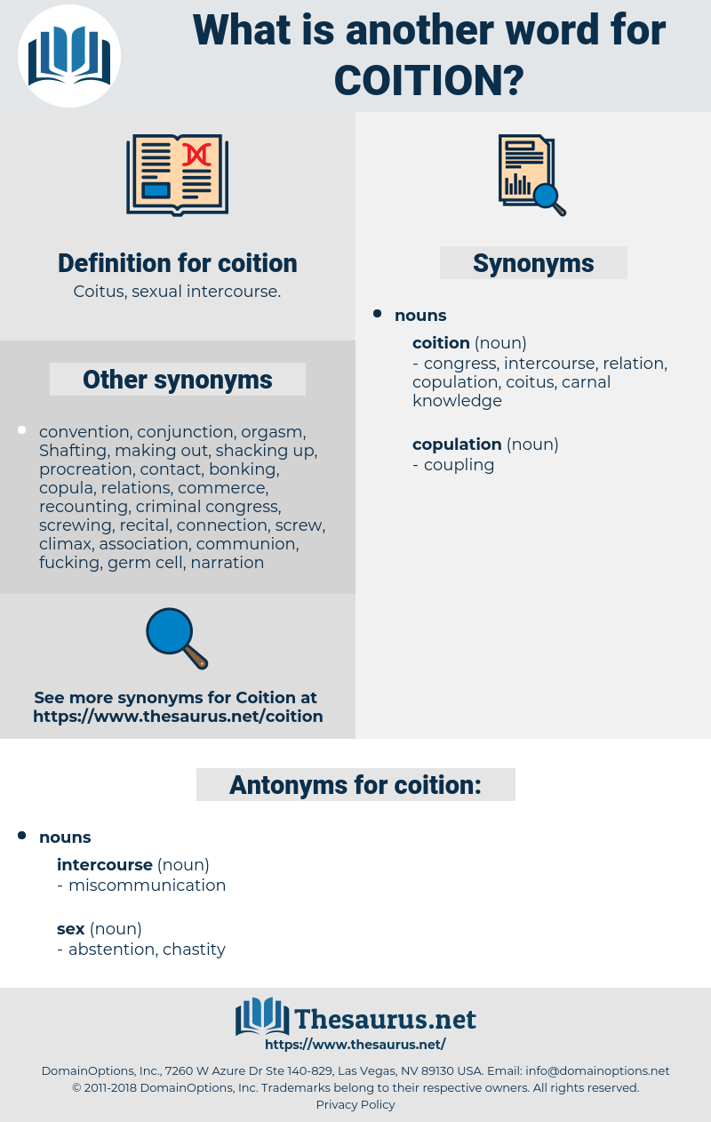 coition, synonym coition, another word for coition, words like coition, thesaurus coition