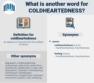 coldheartedness, synonym coldheartedness, another word for coldheartedness, words like coldheartedness, thesaurus coldheartedness