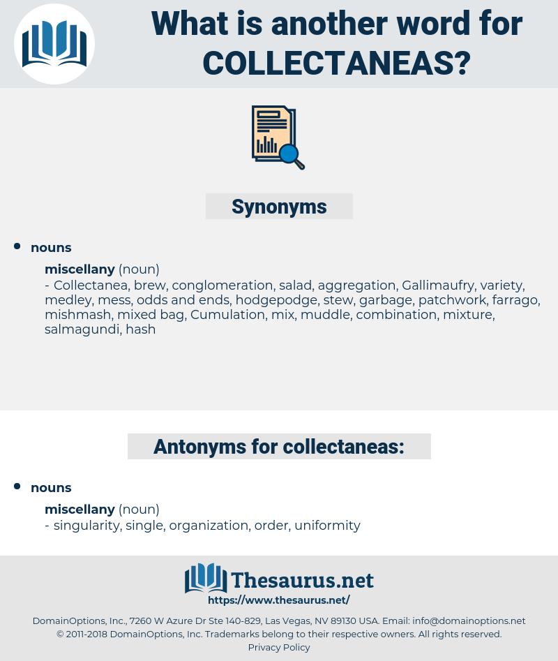 collectaneas, synonym collectaneas, another word for collectaneas, words like collectaneas, thesaurus collectaneas