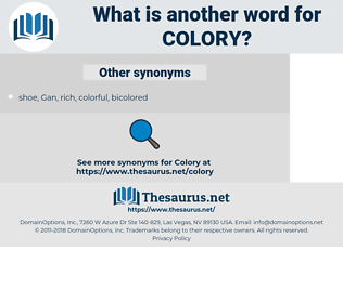 colory, synonym colory, another word for colory, words like colory, thesaurus colory