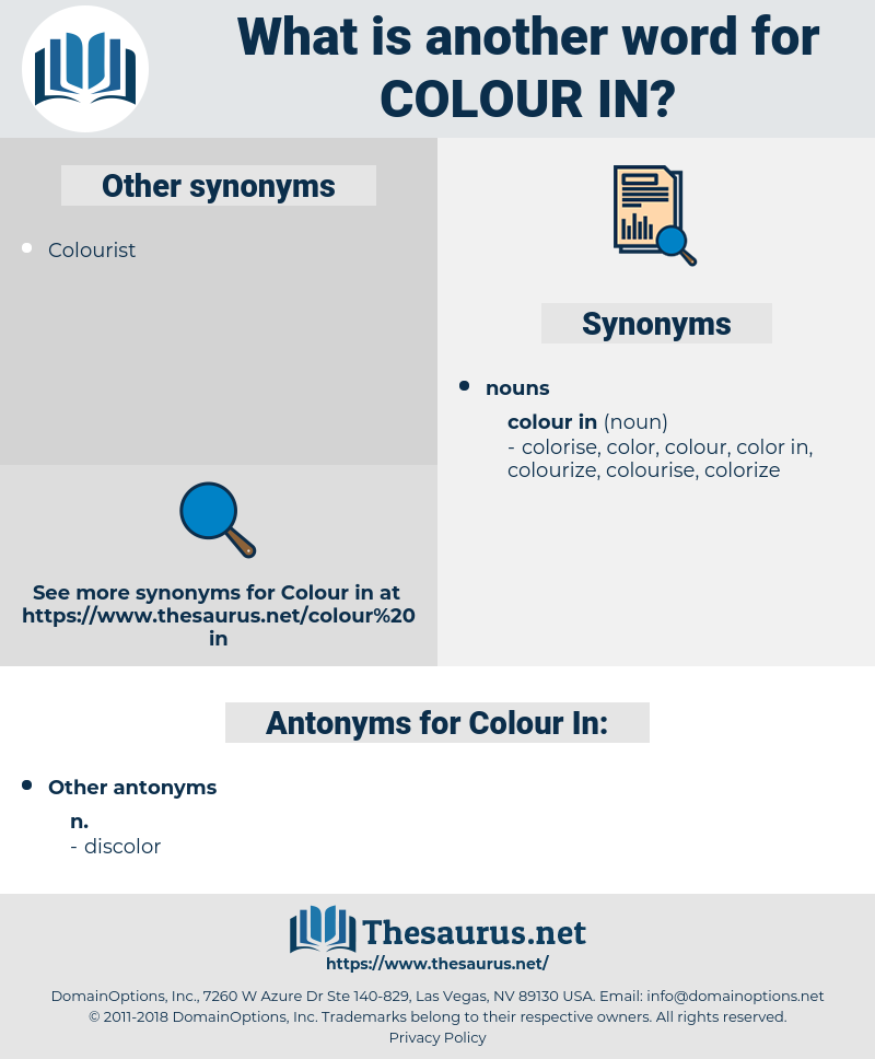 Colour In, synonym Colour In, another word for Colour In, words like Colour In, thesaurus Colour In