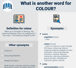 colour, synonym colour, another word for colour, words like colour, thesaurus colour