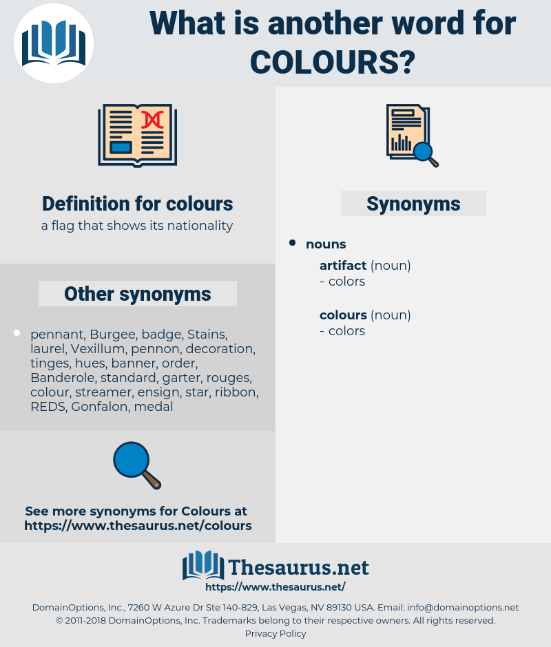 colours, synonym colours, another word for colours, words like colours, thesaurus colours