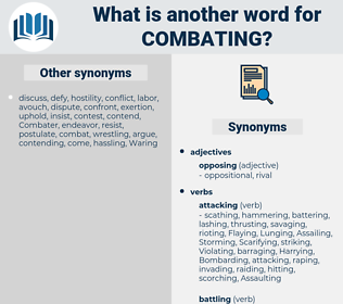 Combating, synonym Combating, another word for Combating, words like Combating, thesaurus Combating