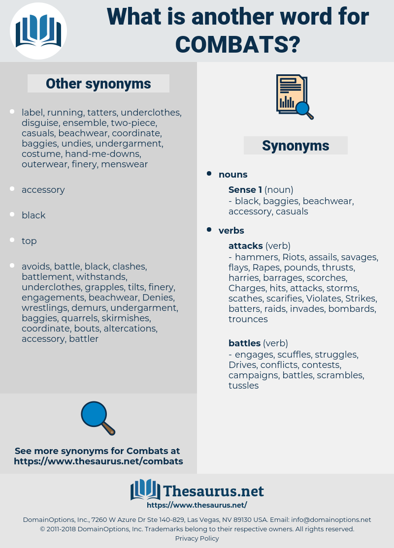 combats, synonym combats, another word for combats, words like combats, thesaurus combats