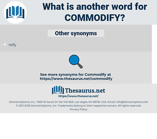 commodify, synonym commodify, another word for commodify, words like commodify, thesaurus commodify