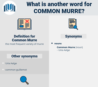 Common Murre, synonym Common Murre, another word for Common Murre, words like Common Murre, thesaurus Common Murre