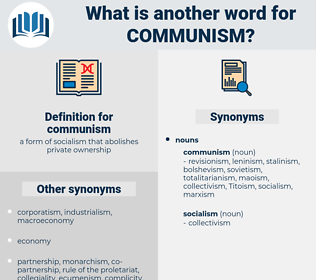 communism, synonym communism, another word for communism, words like communism, thesaurus communism
