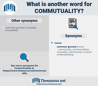 commutuality, synonym commutuality, another word for commutuality, words like commutuality, thesaurus commutuality