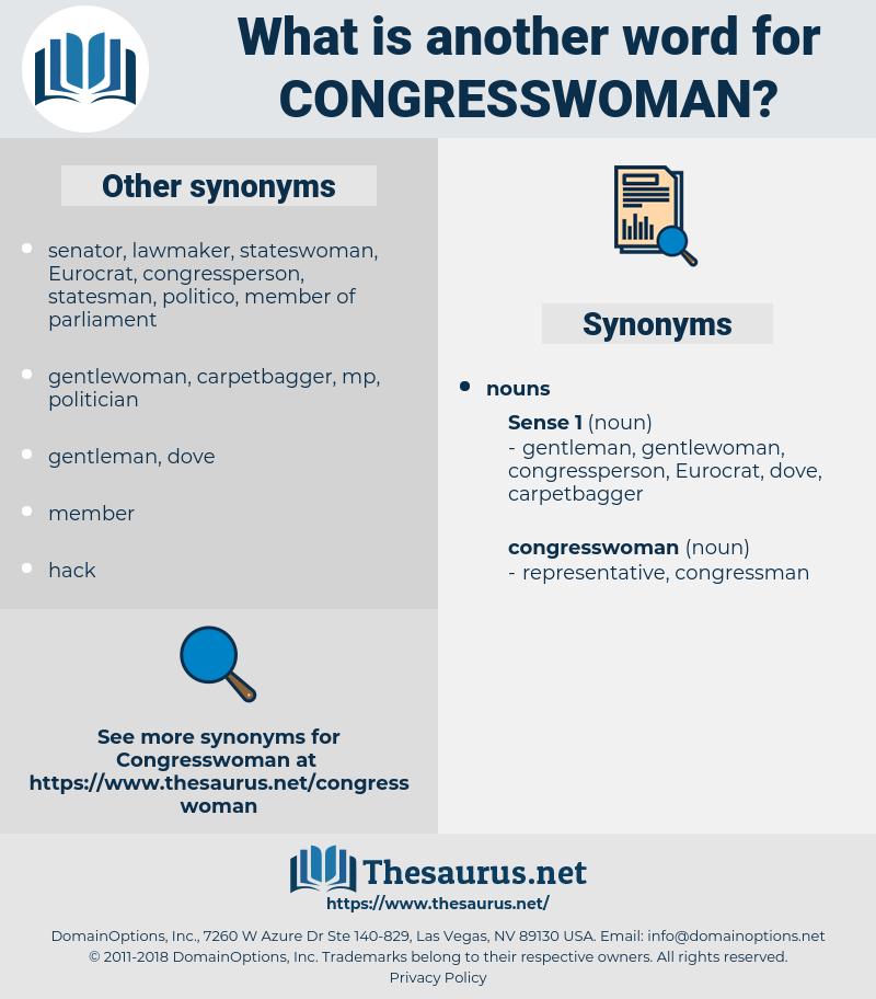 congresswoman, synonym congresswoman, another word for congresswoman, words like congresswoman, thesaurus congresswoman