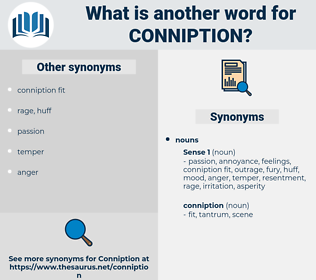 conniption, synonym conniption, another word for conniption, words like conniption, thesaurus conniption