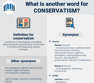 conservatism, synonym conservatism, another word for conservatism, words like conservatism, thesaurus conservatism