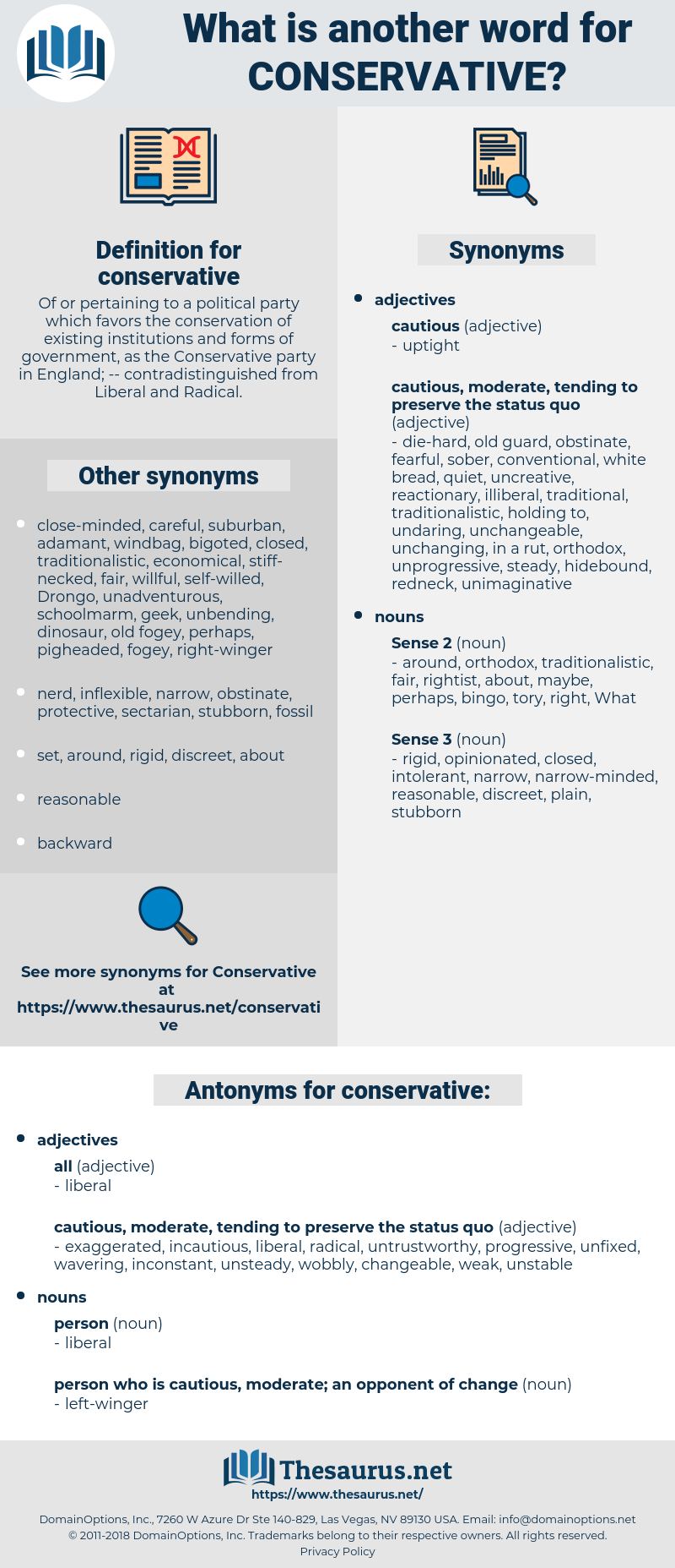 conservative, synonym conservative, another word for conservative, words like conservative, thesaurus conservative