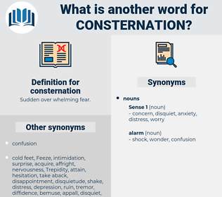 consternation, synonym consternation, another word for consternation, words like consternation, thesaurus consternation