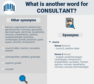 consultant, synonym consultant, another word for consultant, words like consultant, thesaurus consultant