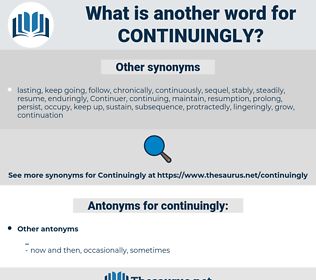 continuingly, synonym continuingly, another word for continuingly, words like continuingly, thesaurus continuingly