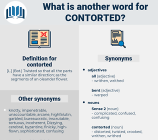 contorted, synonym contorted, another word for contorted, words like contorted, thesaurus contorted