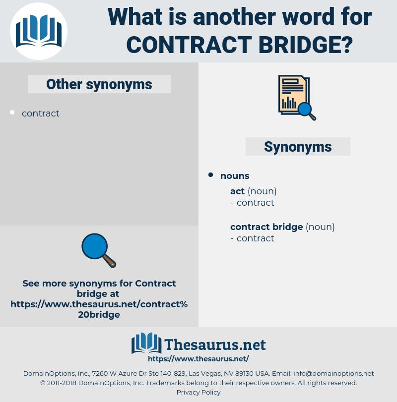 contract bridge, synonym contract bridge, another word for contract bridge, words like contract bridge, thesaurus contract bridge