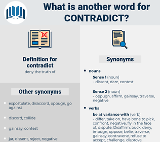 contradict, synonym contradict, another word for contradict, words like contradict, thesaurus contradict