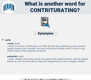 contriturating, synonym contriturating, another word for contriturating, words like contriturating, thesaurus contriturating