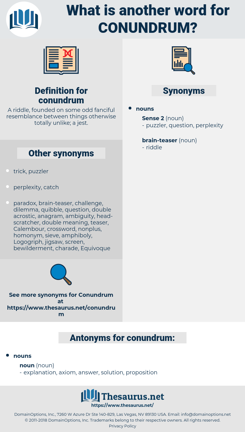 conundrum, synonym conundrum, another word for conundrum, words like conundrum, thesaurus conundrum