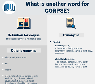 corpse, synonym corpse, another word for corpse, words like corpse, thesaurus corpse