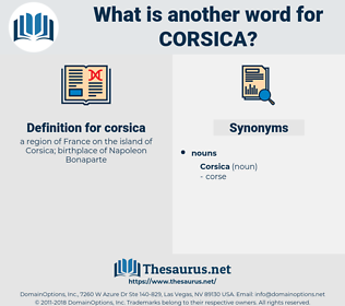 corsica, synonym corsica, another word for corsica, words like corsica, thesaurus corsica