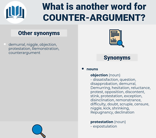 counter-argument, synonym counter-argument, another word for counter-argument, words like counter-argument, thesaurus counter-argument