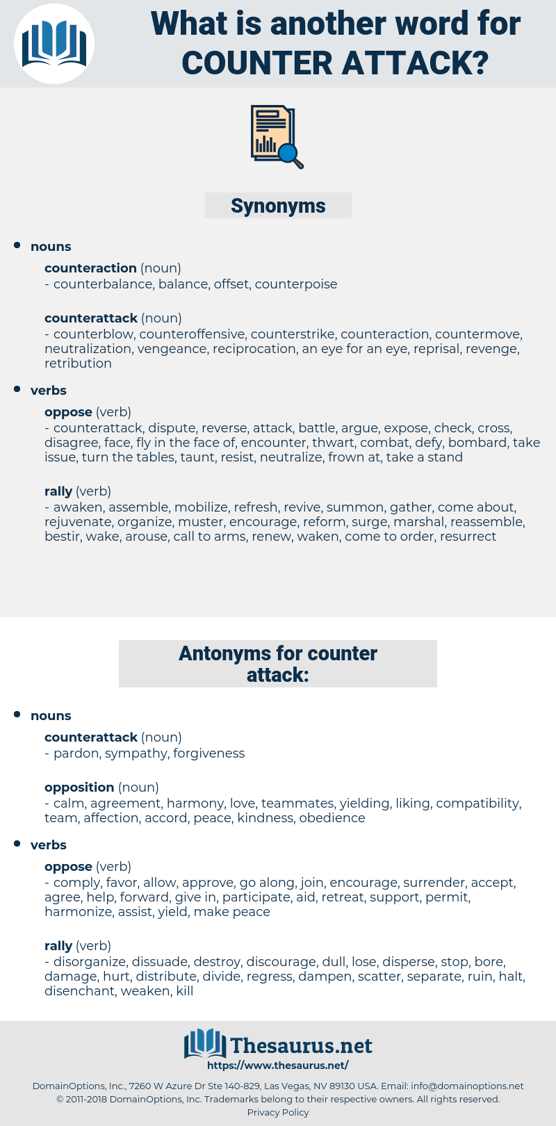counter attack, synonym counter attack, another word for counter attack, words like counter attack, thesaurus counter attack
