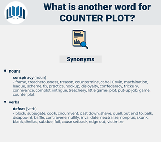 counter-plot, synonym counter-plot, another word for counter-plot, words like counter-plot, thesaurus counter-plot