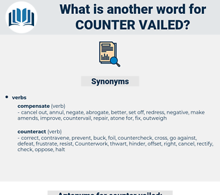 counter vailed, synonym counter vailed, another word for counter vailed, words like counter vailed, thesaurus counter vailed