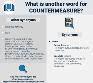 countermeasure, synonym countermeasure, another word for countermeasure, words like countermeasure, thesaurus countermeasure