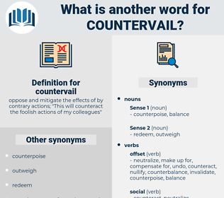 countervail, synonym countervail, another word for countervail, words like countervail, thesaurus countervail