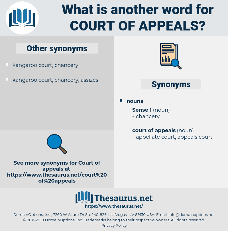 court of appeals, synonym court of appeals, another word for court of appeals, words like court of appeals, thesaurus court of appeals