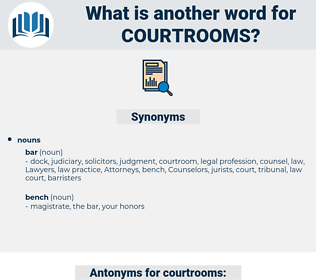 courtrooms, synonym courtrooms, another word for courtrooms, words like courtrooms, thesaurus courtrooms