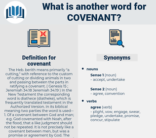covenant, synonym covenant, another word for covenant, words like covenant, thesaurus covenant