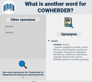 cowherder, synonym cowherder, another word for cowherder, words like cowherder, thesaurus cowherder